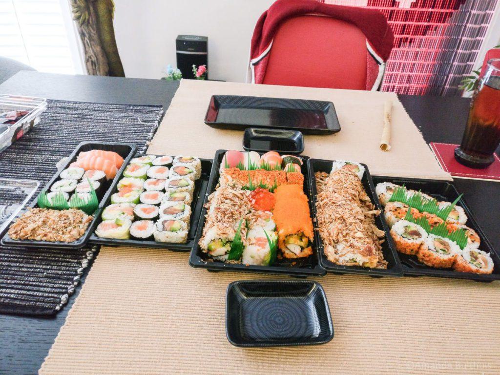 Sushi AH XL