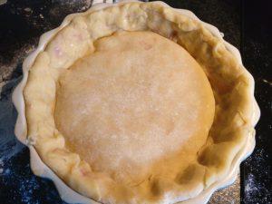 Zelf cherry pie maken