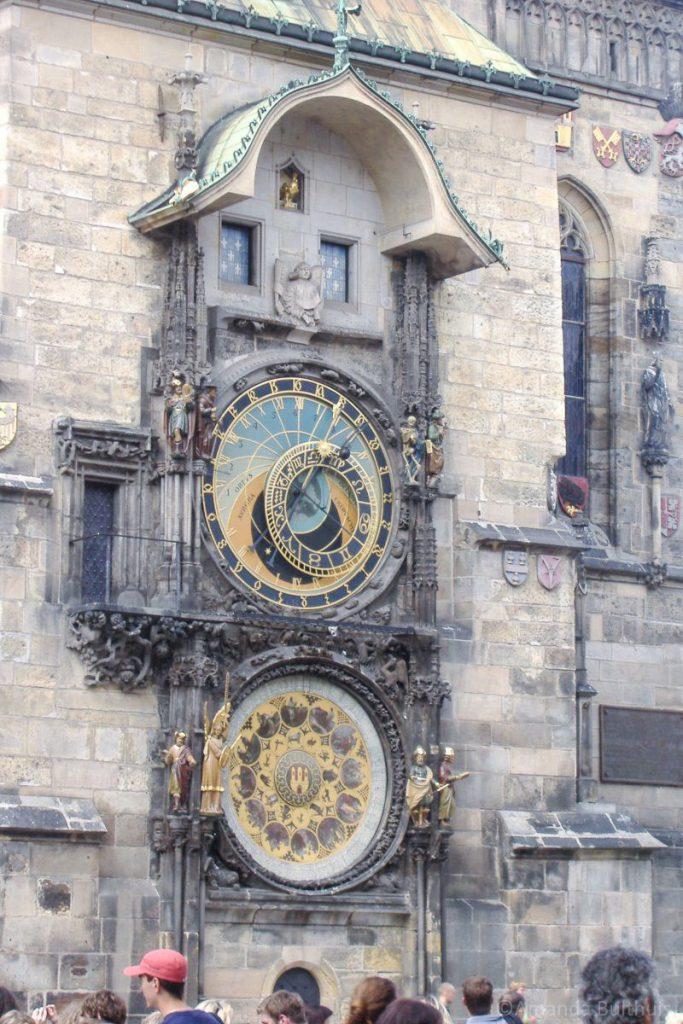 Astronomisch uurwerk, Praag