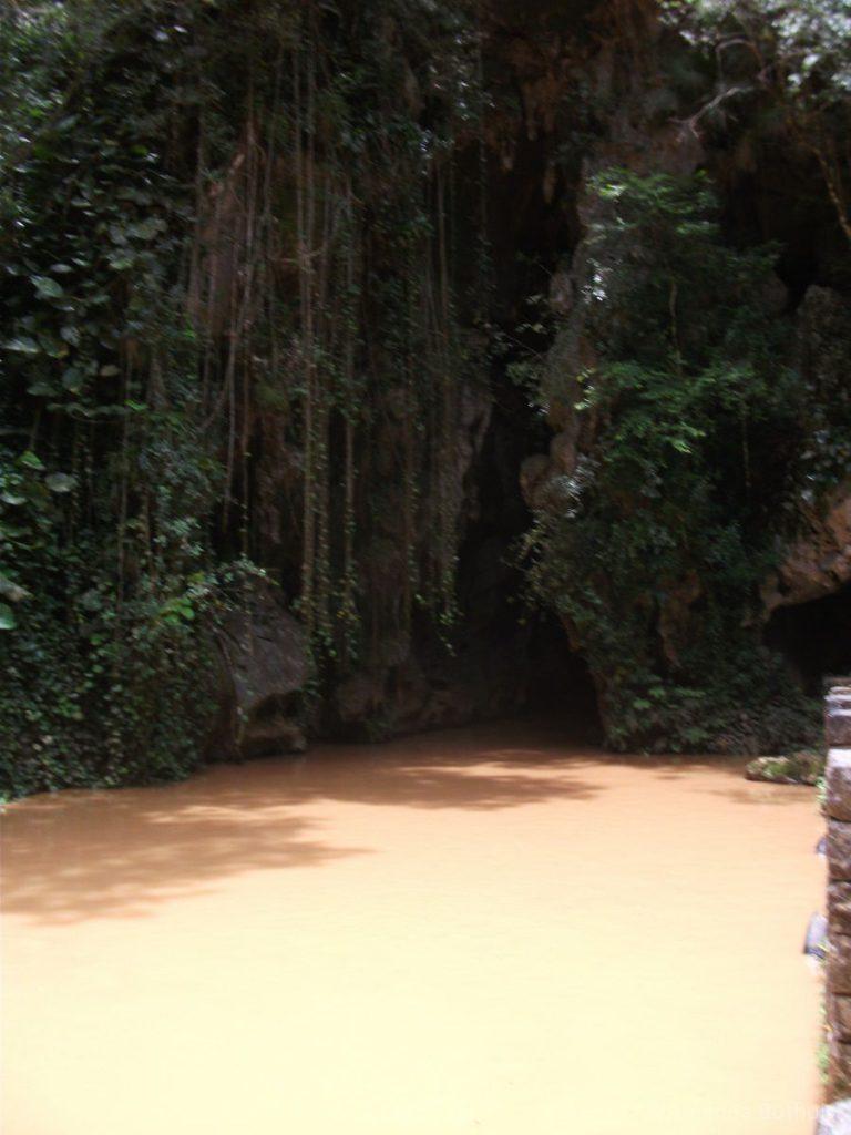 Boottocht grotten Vinales