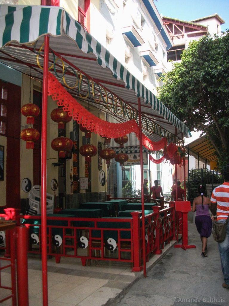 Chinatown Havana, Cuba