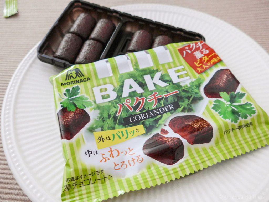 Chocolade met koriander smaak