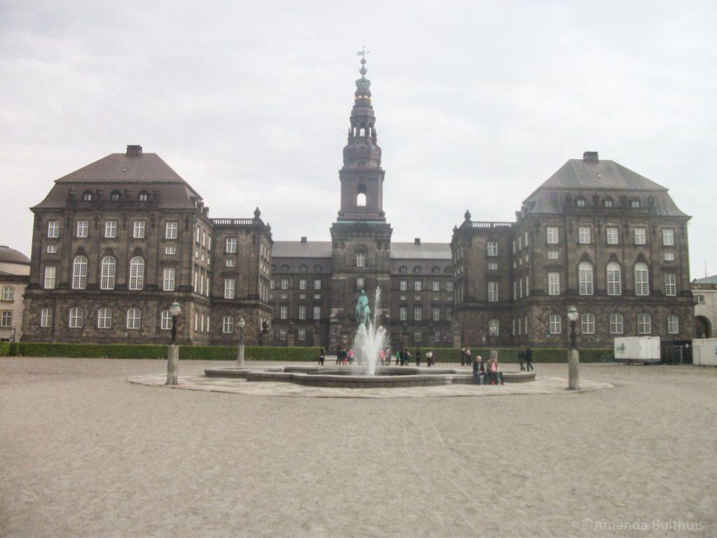 Christiansborg (Borgen) Kopenhagen