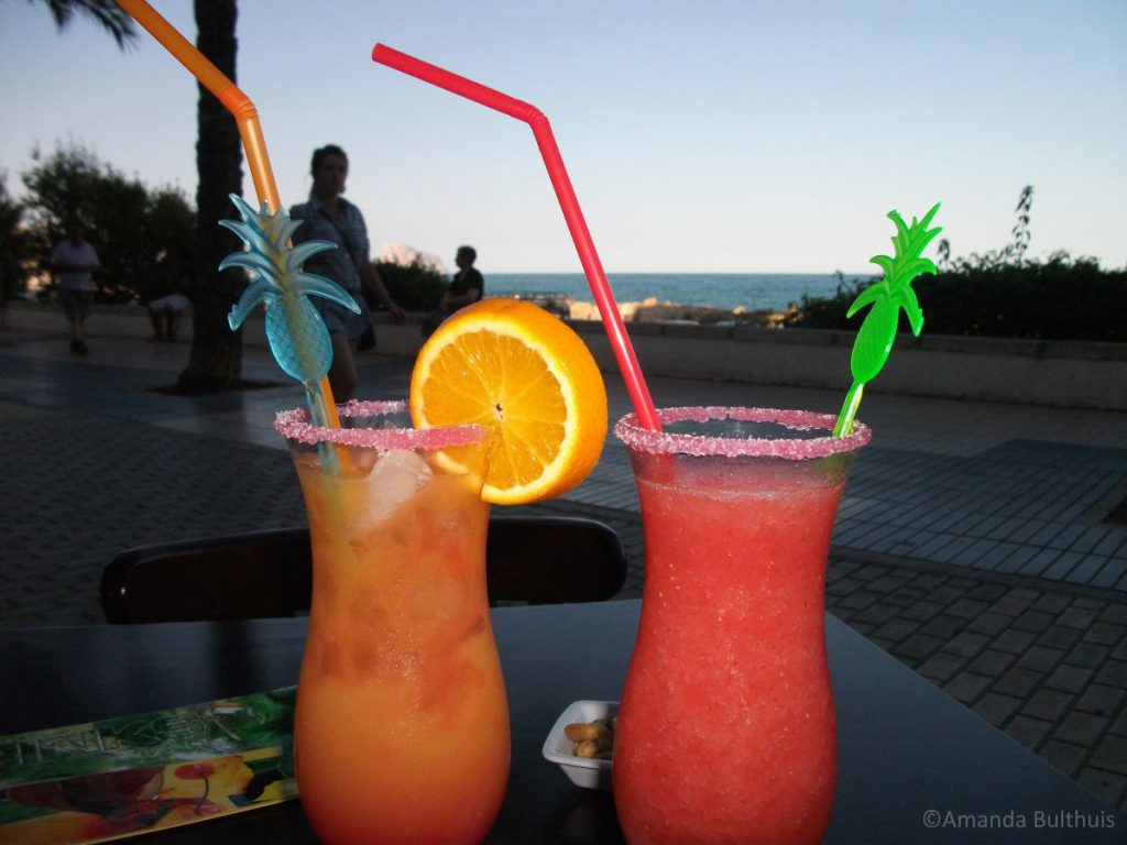 Cocktails Boulevard Altea