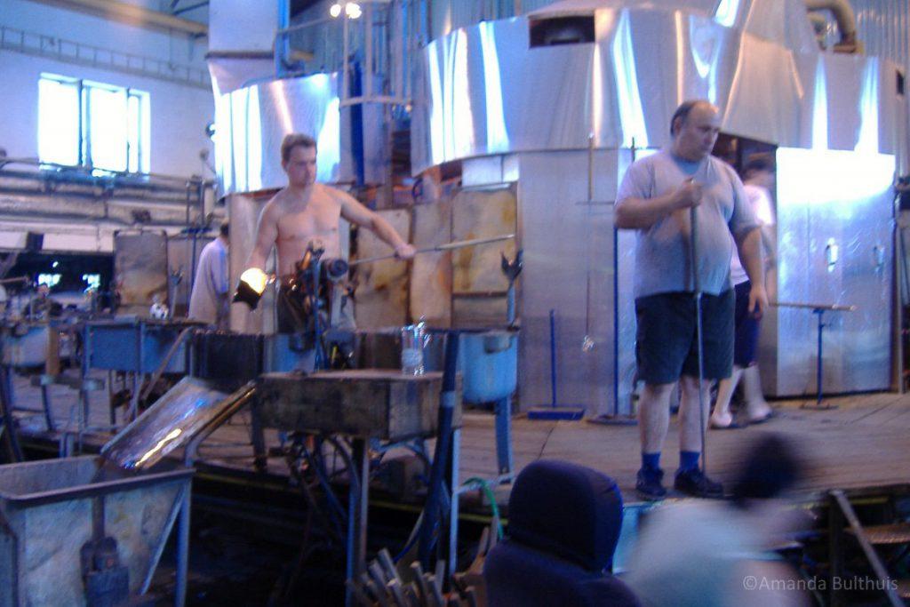 Glasfabrike Nizbor, Tsjechie
