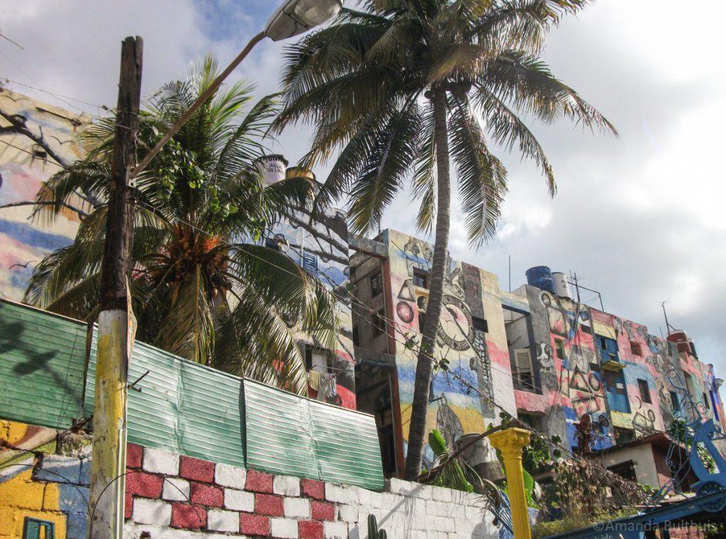 Hippiewijk, Havana, Cuba