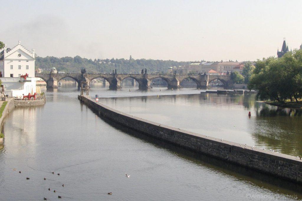 Karlsbrug, Praag