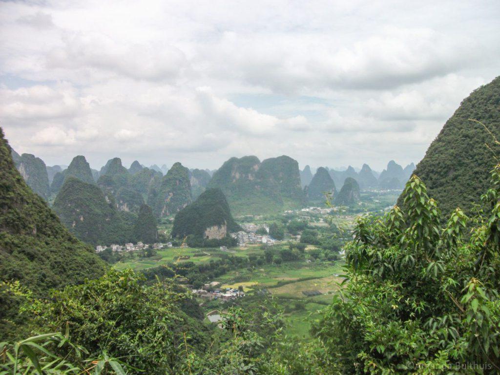 Karstgebergte Yangshuo