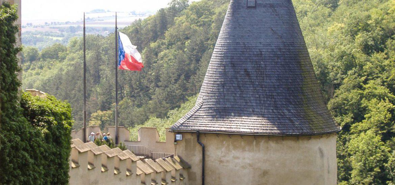 Kasteel Karlstein, Tsjechië