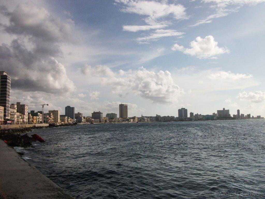 Malecon Boulevard Havana