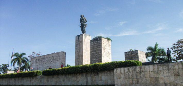 Mausoleum Ché Guevara