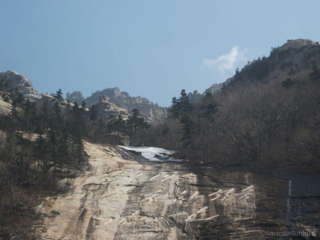 Mount Kumgang Noord-Korea