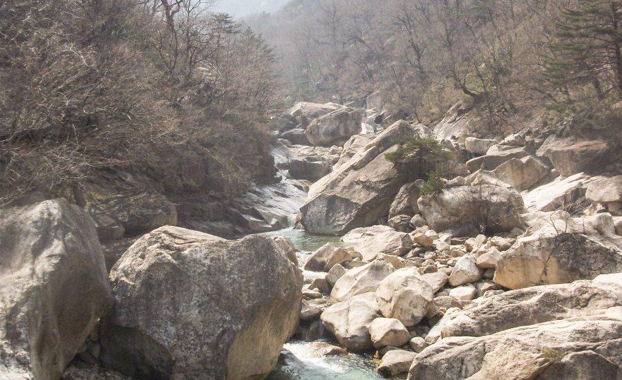 Mt. Kumgang Noord-Korea