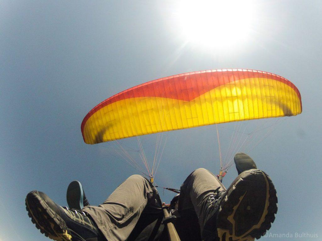 Paragliden Nepal