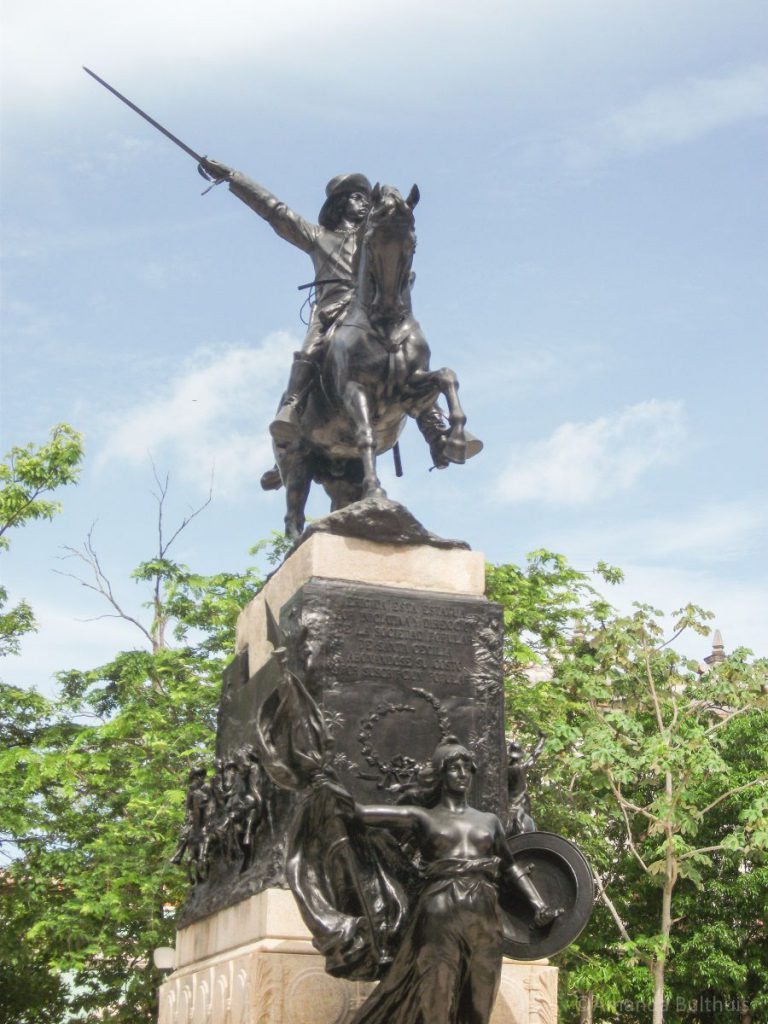 Parque Agramonte Camagüey