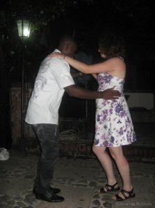 Salsa dansen Trinidad Cuba