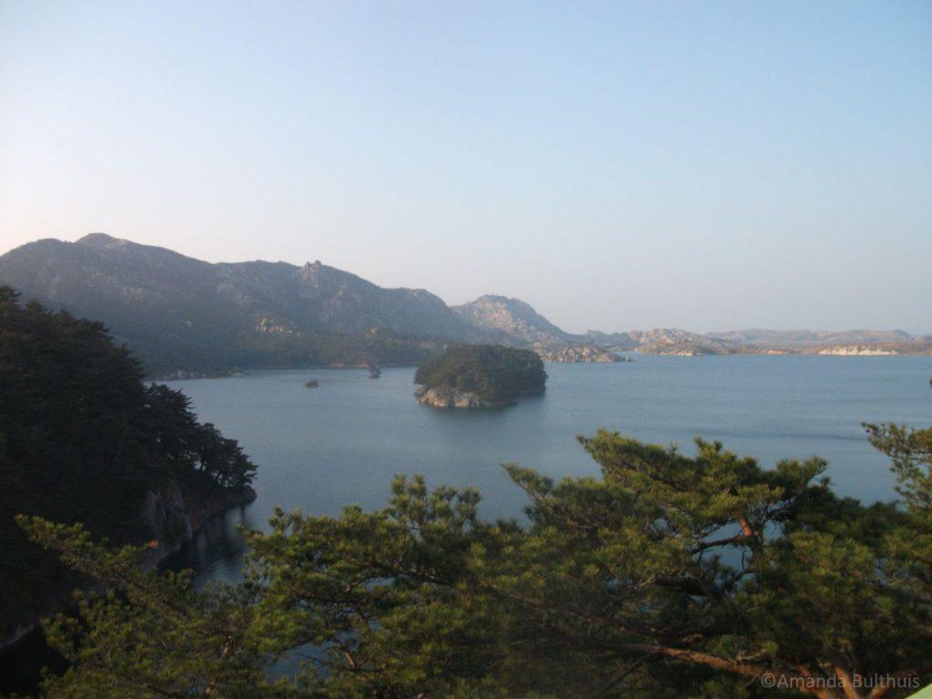Samil Lagoon Kumgang, Noord-Korea