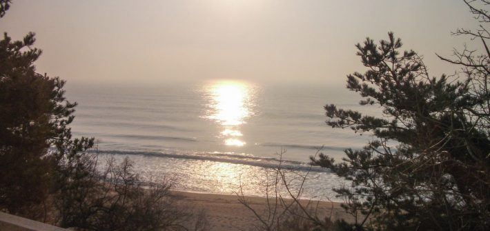 Strand Hamhung, Noord-Korea