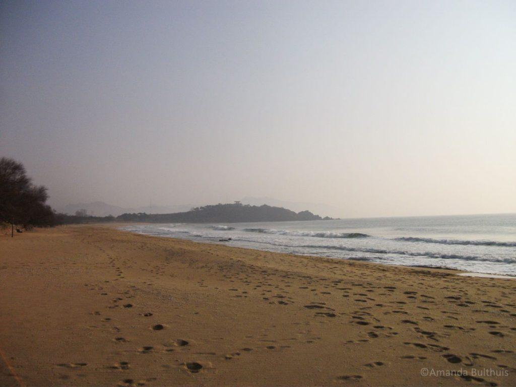 Strand van Hamhung