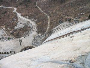 Suyangsan-waterval, Haeju