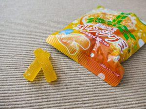 Winegums mandarijn