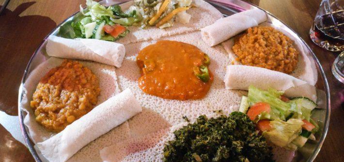 Eritrees eten
