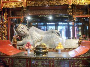 Jade Buddha Tempel Shanghai