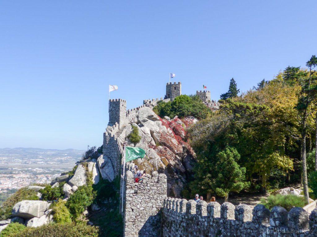Middeleeuws Kasteel Sintra