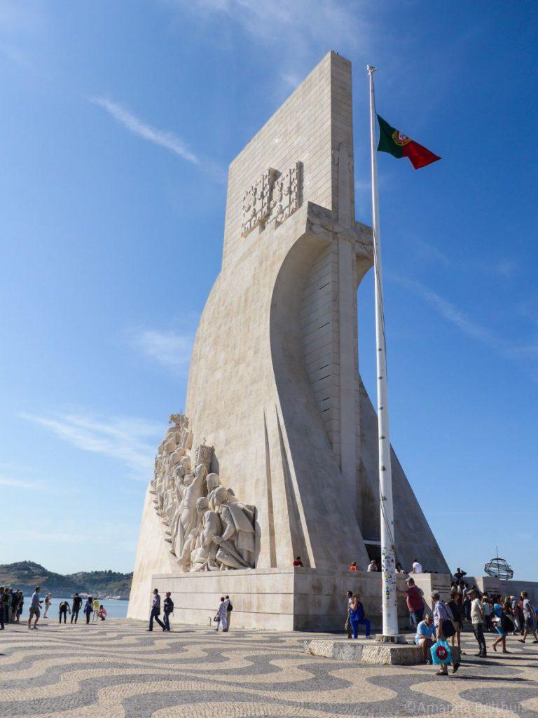 Monument van de ontdekkingen Lissabon