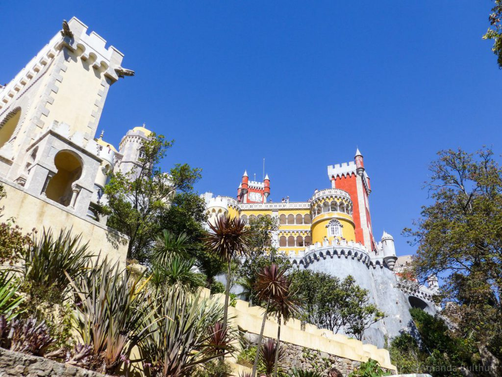 Paleis de Pena, Sintra