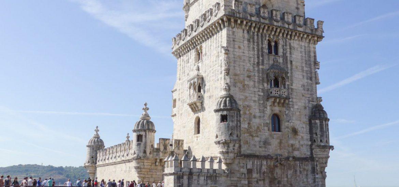 Tower of Belem, Lissabon