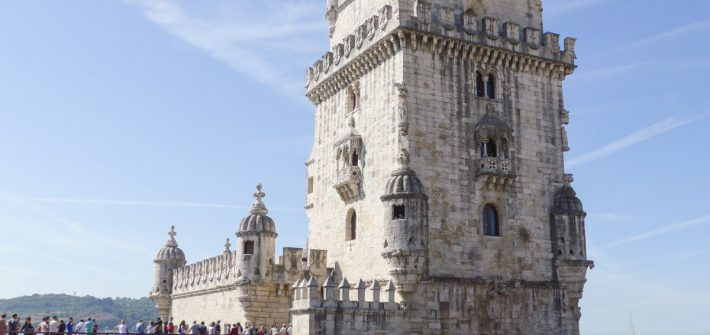 Tower of Belem, Lissabon