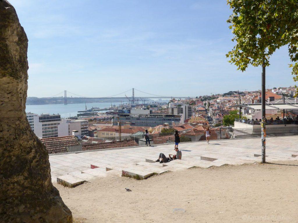 Uitzichtpunten Lissabon
