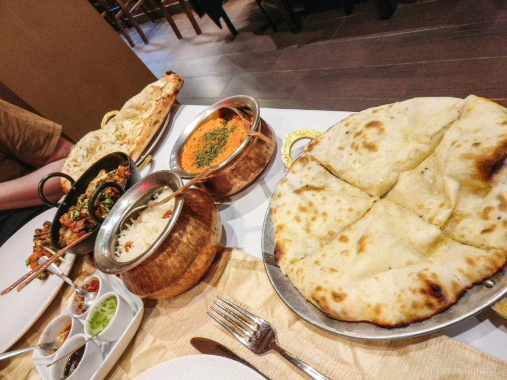 Indiaas restaurant in Lissabon