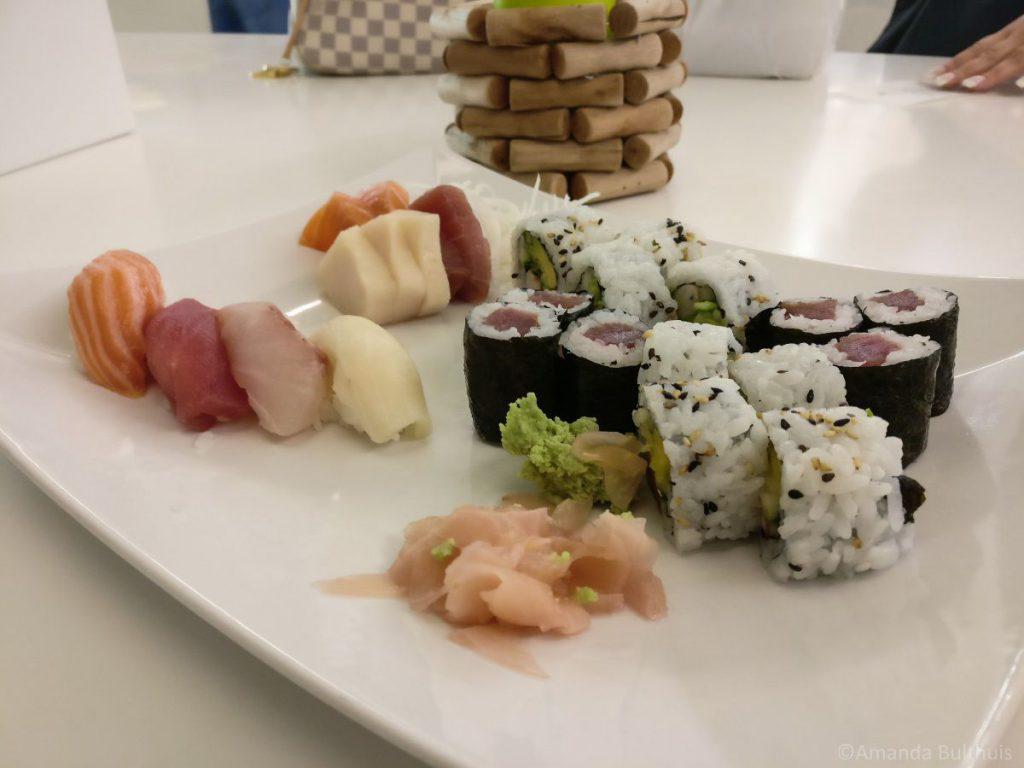 Sushi Foodcourt Lissabon