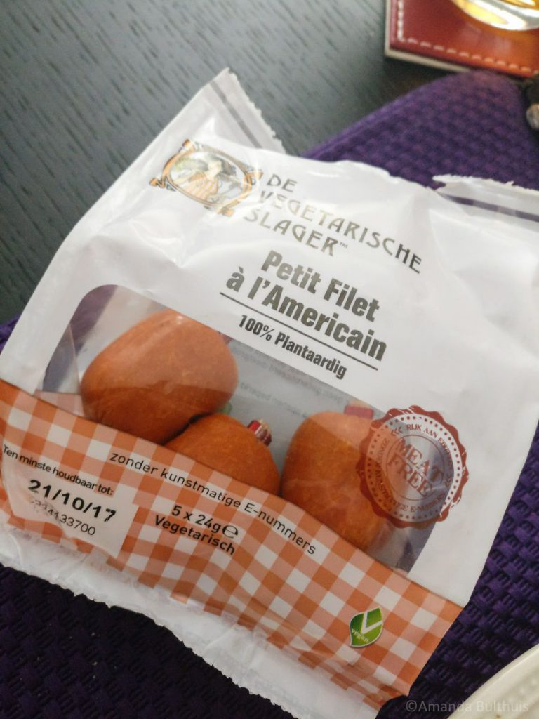 Filet Americain Vegetarische Slager