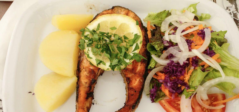 Visrestaurant in Belem