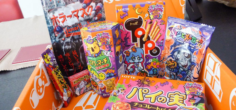 Japans Halloween Snoep