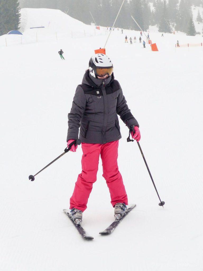 Pizzapunt skiën