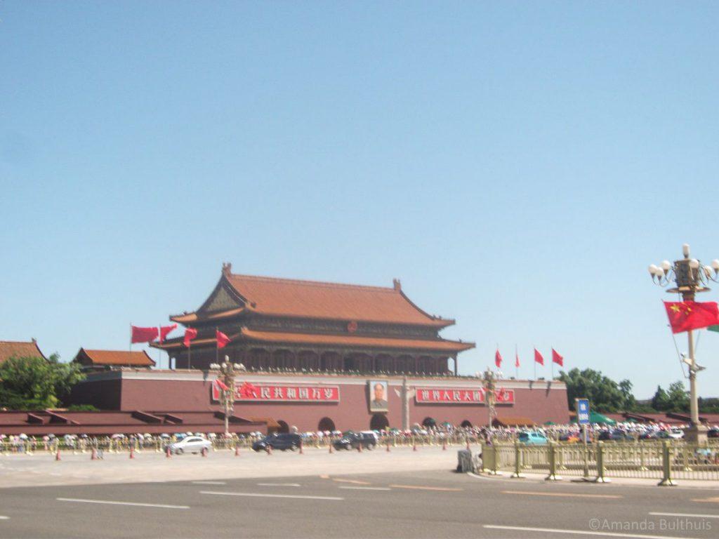 Plein Hemelse Vrede Beijing