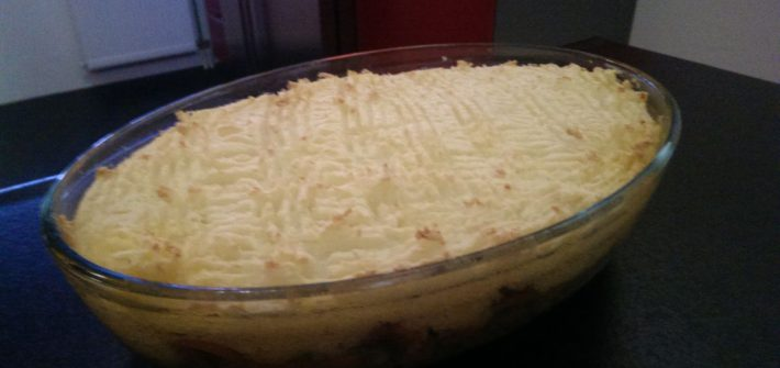 Shepperd's pie