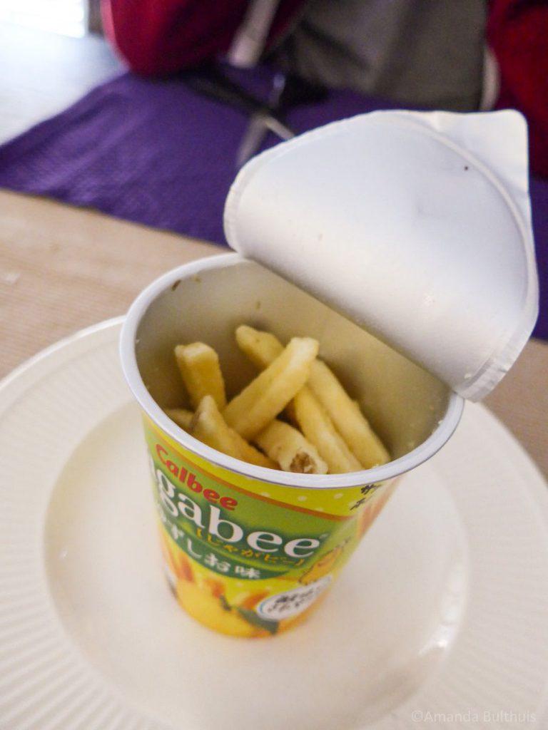 Yuzu chips