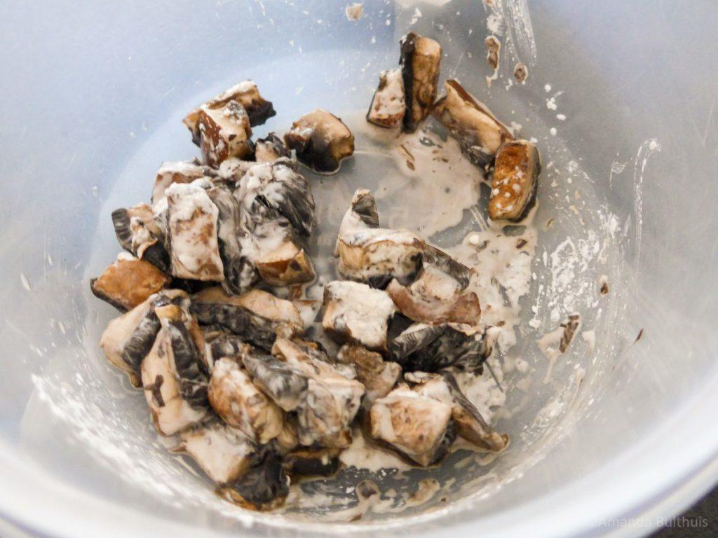 Gemarineerde paddenstoelen