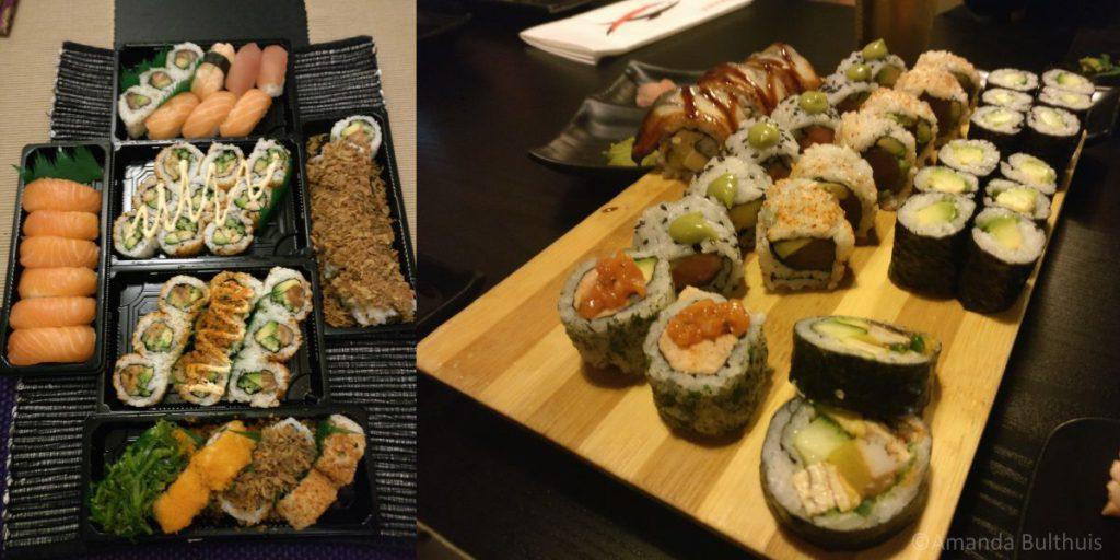Sushi 2018 - Wk 2