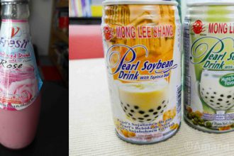 Thaise Bubble tea