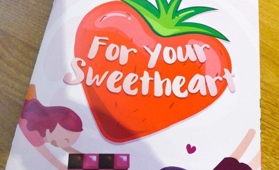 Japans Valentijns Snoep