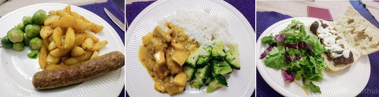 Snelle maaltijden met vleesvervangers