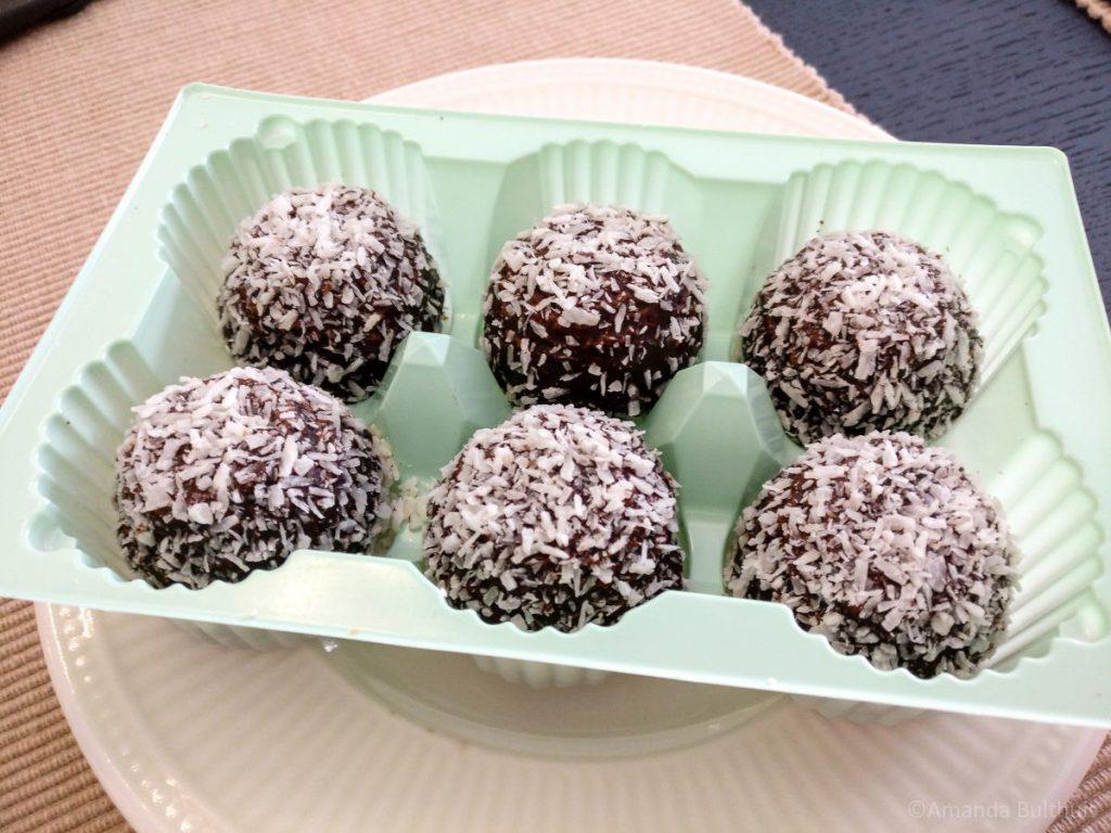 Chocolade kokos cakejes IKEA