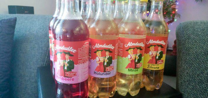 Almdudler limonade