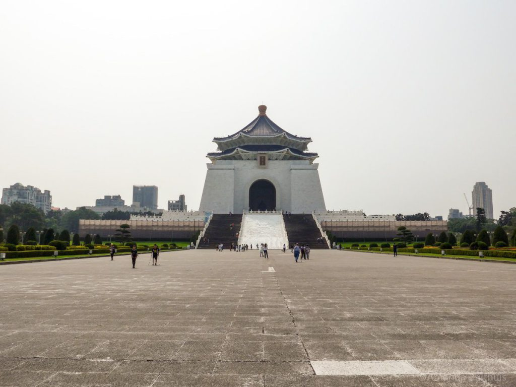 Chiang Kai Shek Memorial Hall, Taipei